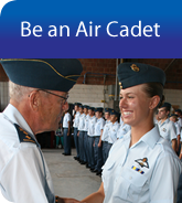 Be an Air Cadet